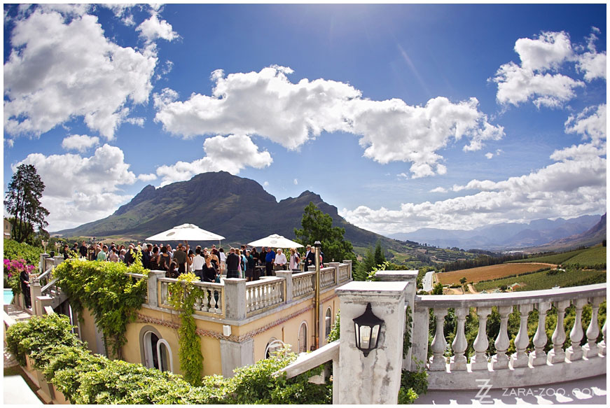 Wedding venues in cape town winelands real estate