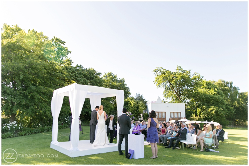 Weddings at Vrede en Lust