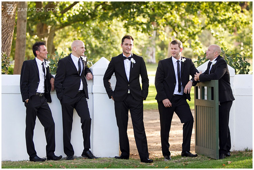 Allee Bleue Wedding