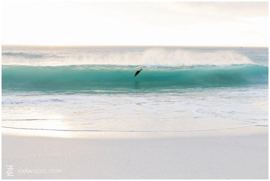 Cape Town Beach Couple Photos