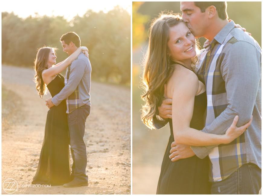 Couple shoot at Hidden Valley
