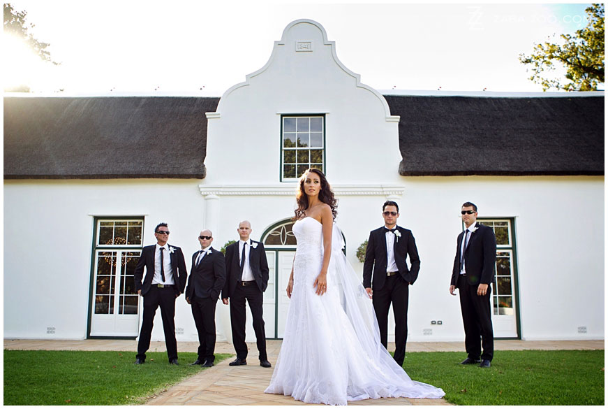 Greek Wedding Franschhoek