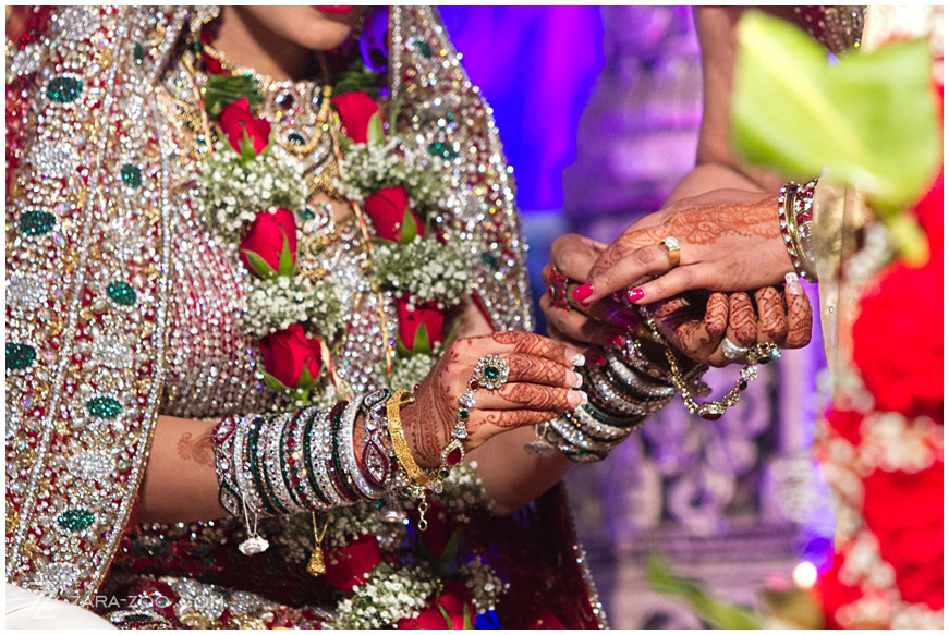 Indian Wedding Photography by ZaraZoo