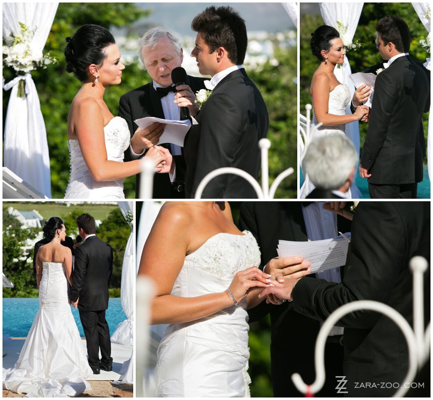 Kleine Zalze Wedding
