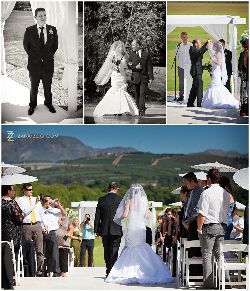 Lourensford Wedding
