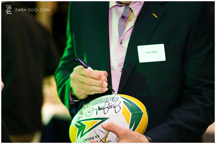 Springbok Rugby Team Event 009