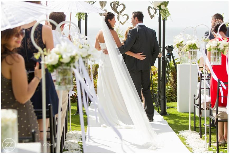 Wedding at 12 Apostles