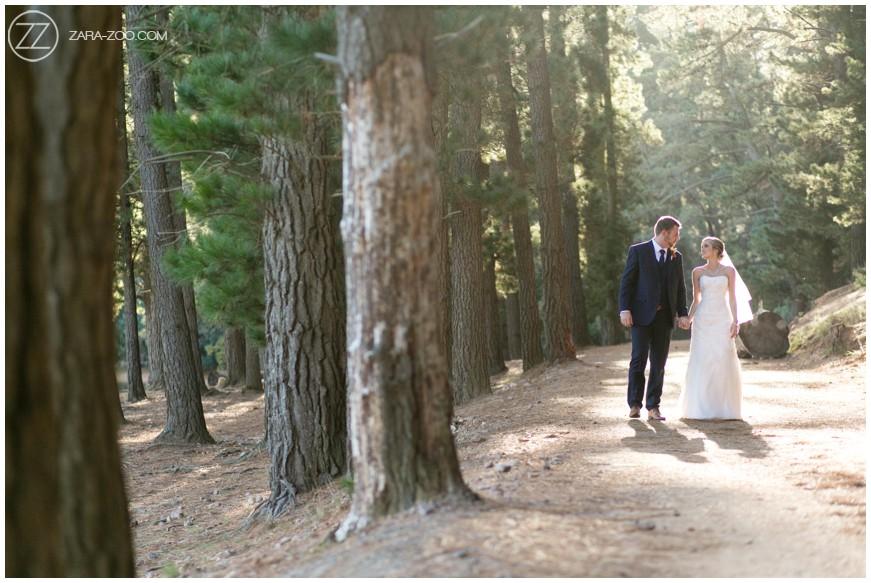Wedding at Lourensford