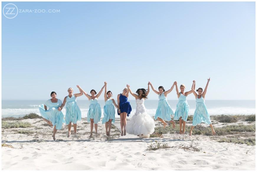Wedding At Strandkombuis Yzerfontein