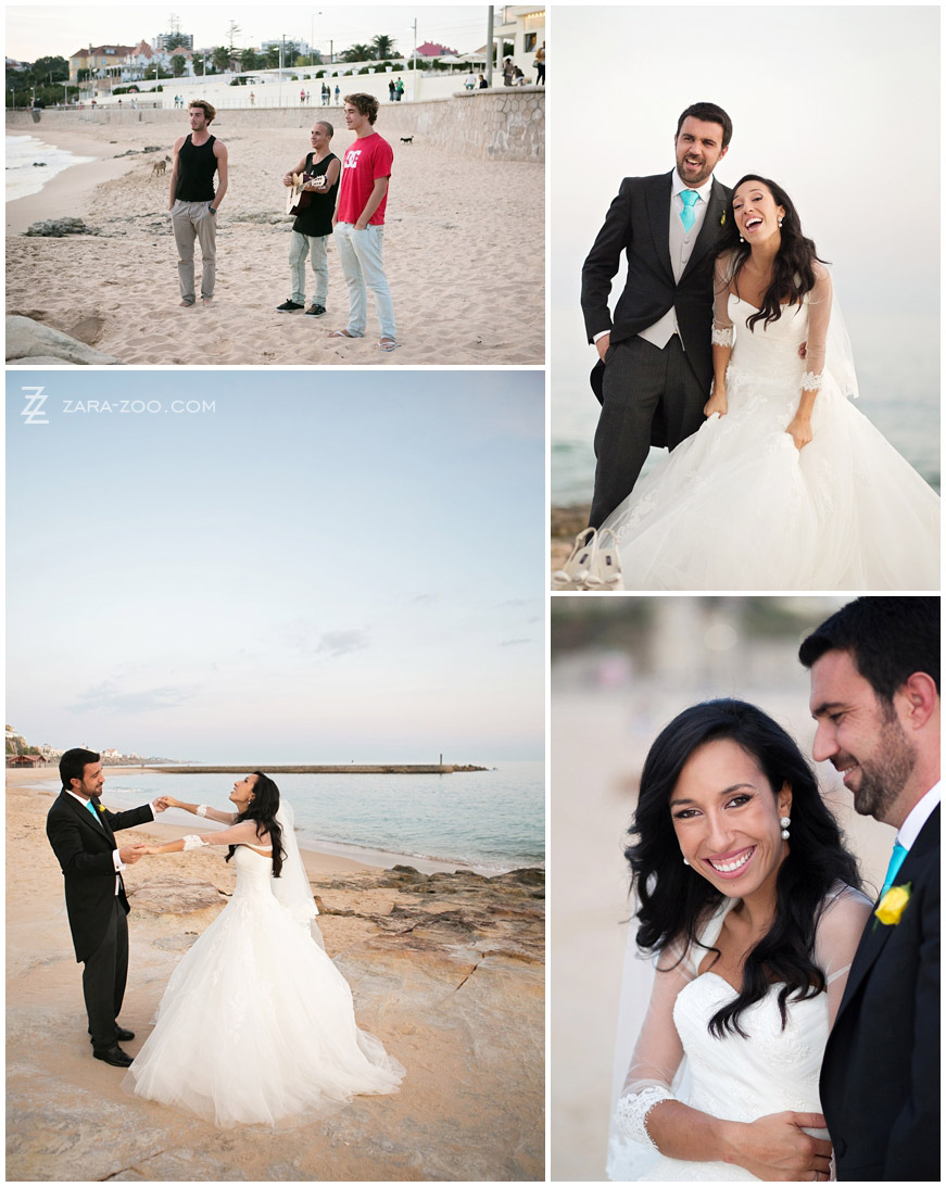 Lisbon Portugal Wedding
