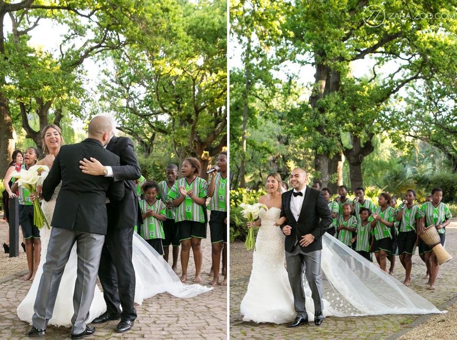 Nooitgedacht Wedding