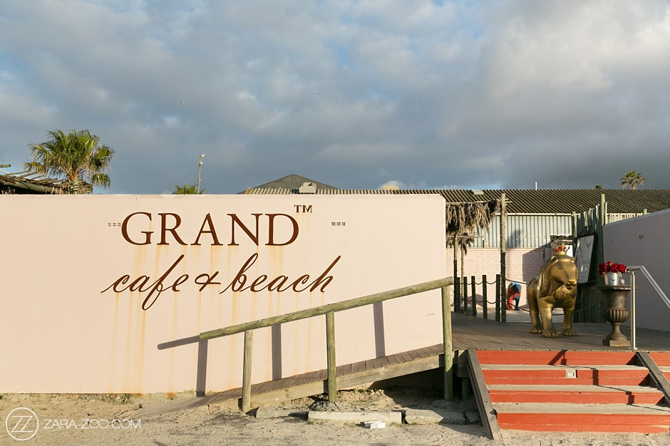 The Grand Beach Cafe