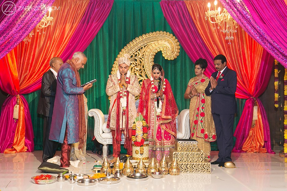 Hindu Wedding Olympia Hall