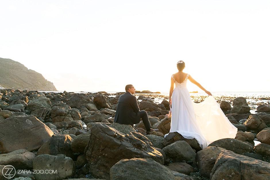 Tintswalo Atlantic Wedding