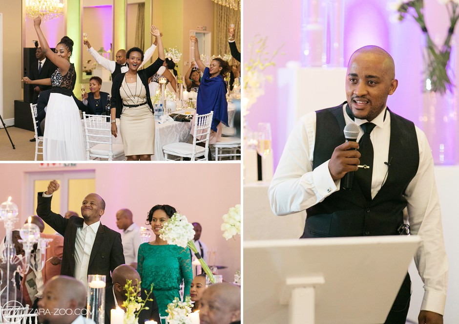 Johannesburg Wedding