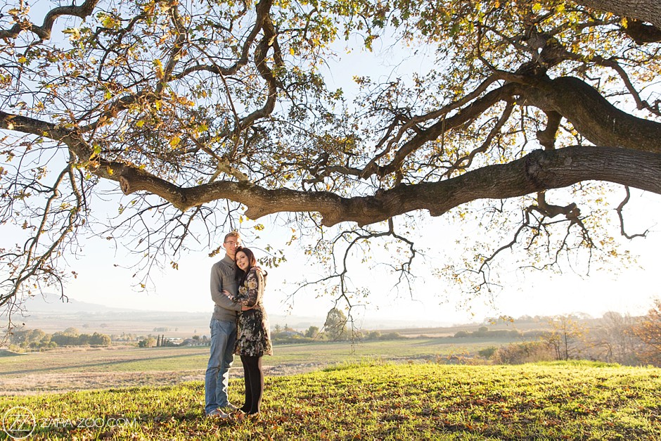 Diamant Estate Engagement Shoot