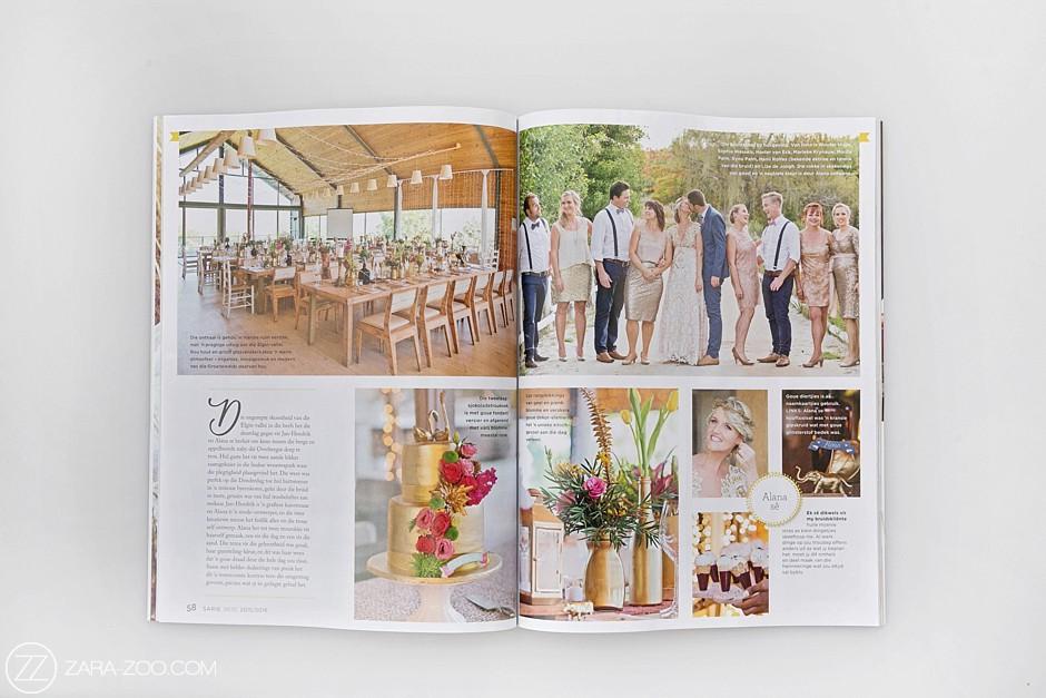 Magazine Feature Sarie Bruid