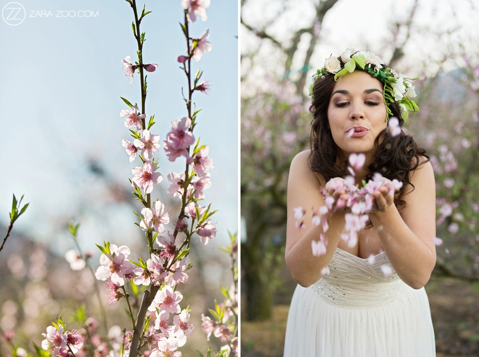 Spring Styled Photo Shoot