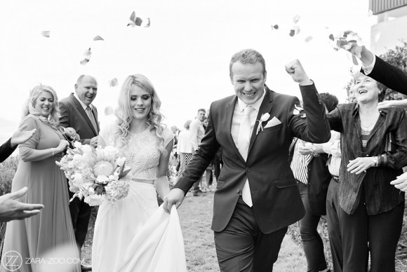 Wedding at Waterkloof