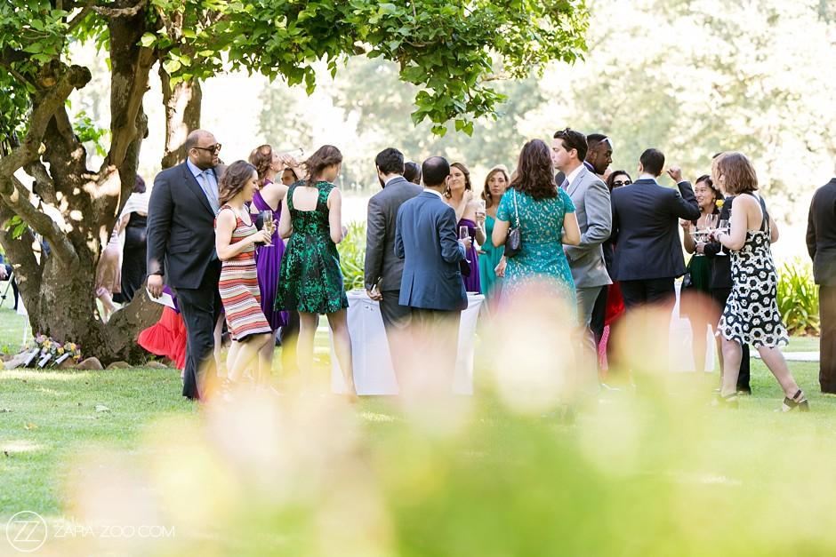 Wedding at Kleine Zalze