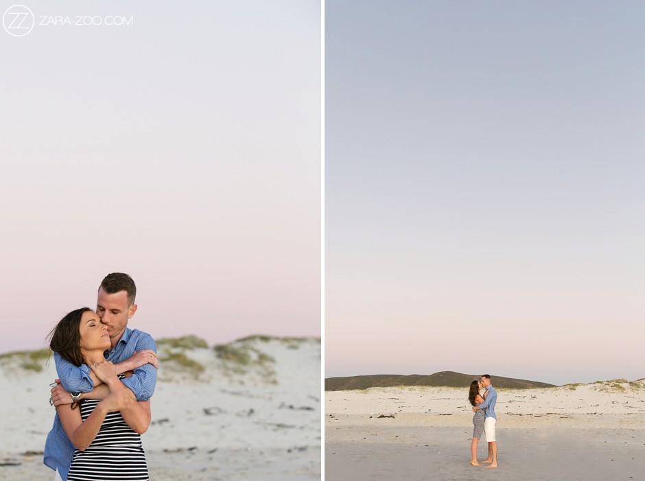 Blouberg Beach Couple Shoot