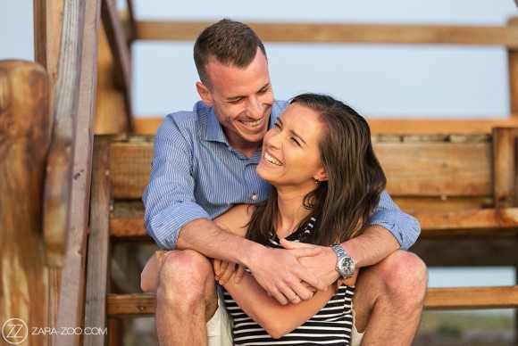 Blouberg Beach Couple Shoot