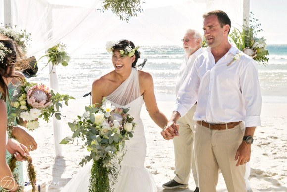Wedding at Cape Point Vineyards