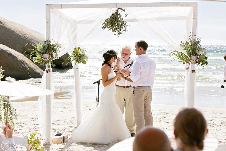 Wedding at Cape Point Vineyards
