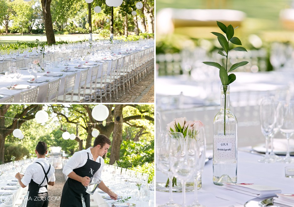 Nooitgedacht Wedding Planners
