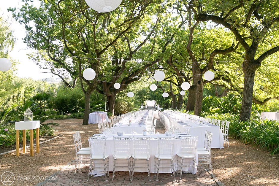 Stellenbosch Weddings
