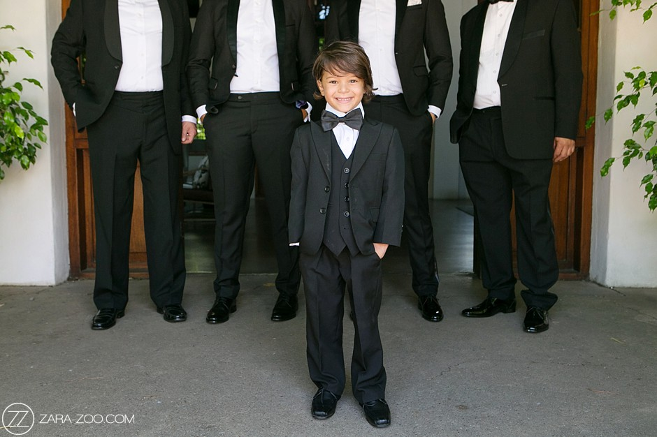 Cute Boy Wedding Suits for Kids