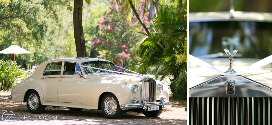 Old Rolls Royce Wedding Car Hire