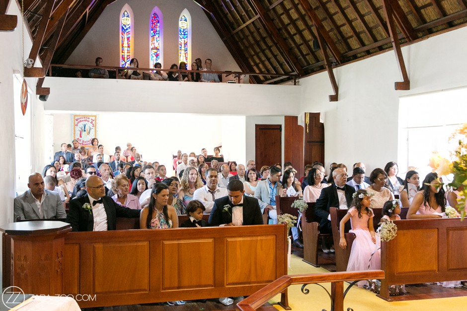 Church Wedding in Stellenbosch