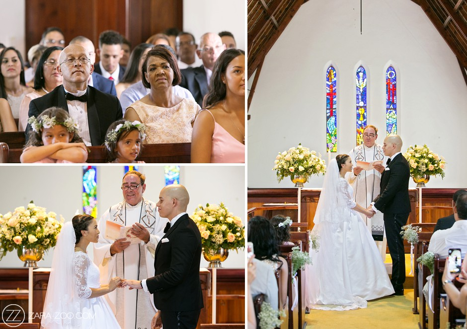 Church Wedding Ceremony Cape Town