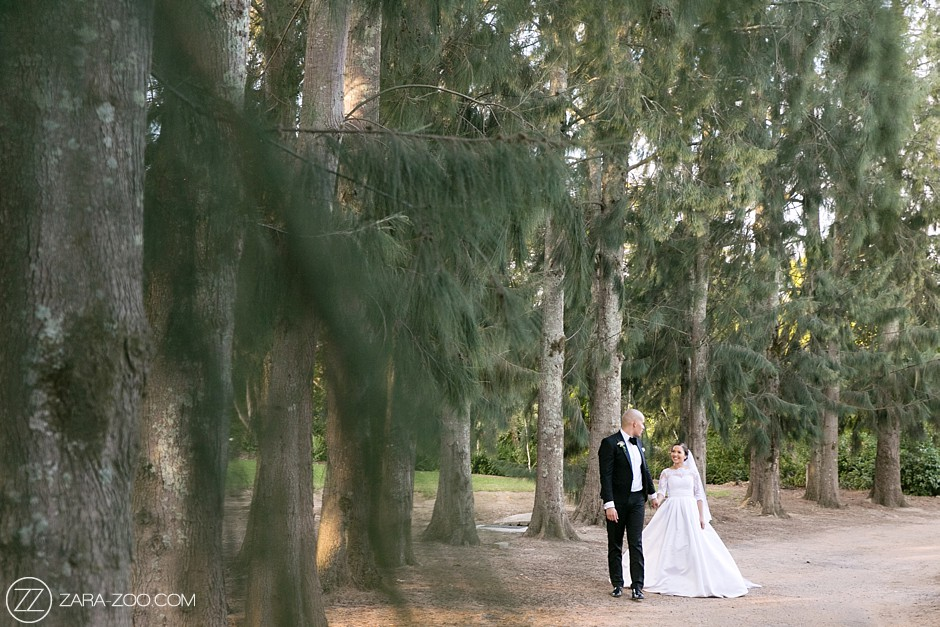 Outdoor Wedding at Nooitgedacht
