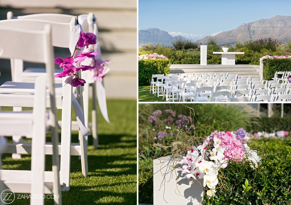 Wedding at Cavalli Stud Farm