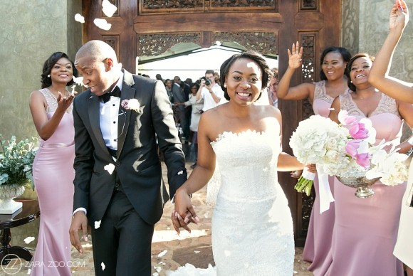 Wedding at Red Ivory Lodge
