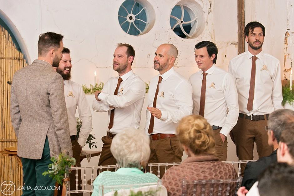 Wedding at Natte Valleij
