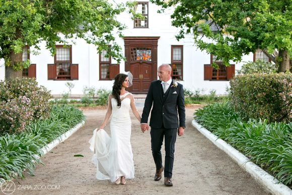 Wedding at Vrede & Lust