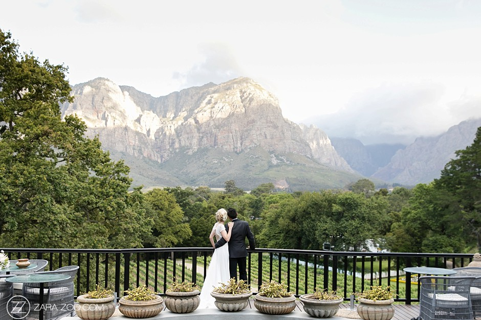 Wedding at Molenvliet Stellenbosch Mountains