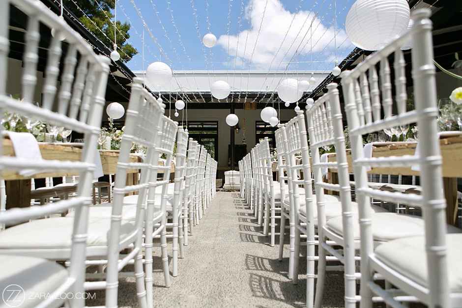 White Wedding Reception Decor Ideas