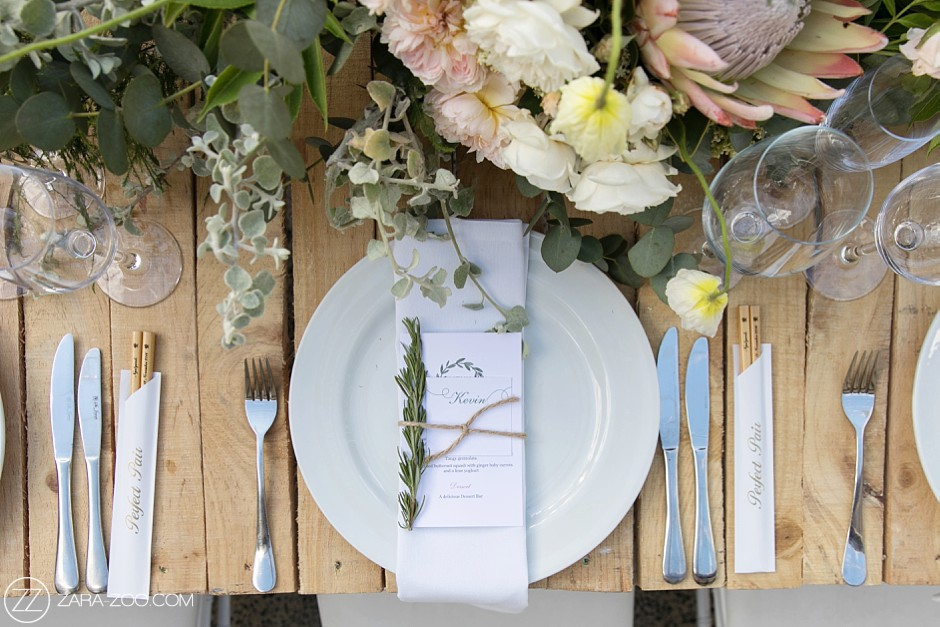 Wedding Table Decor Inspiration