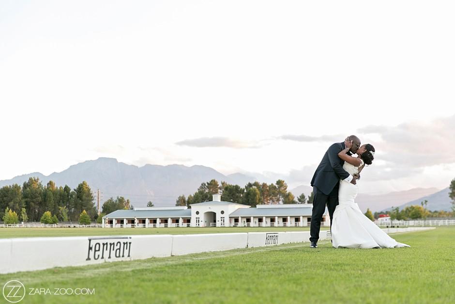 Wedding at Val de Vie