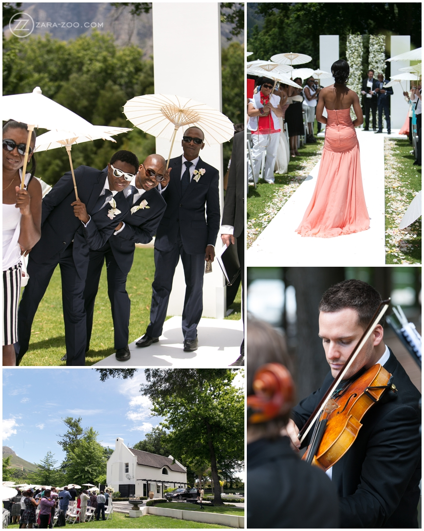 Luxury Weddings at Molenvliet Stellenbosch