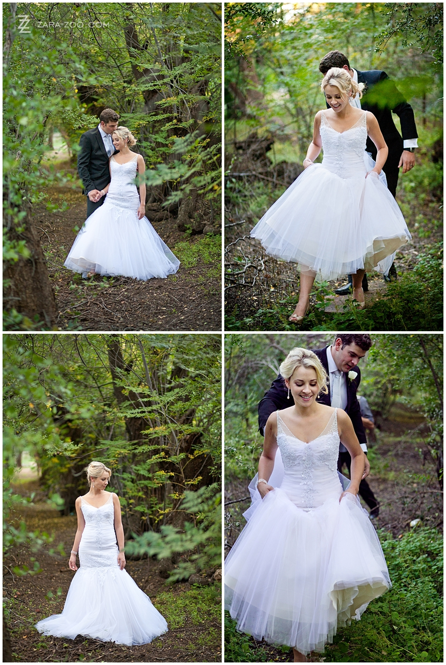Kuruman Forrest Wedding Photos by ZaraZoo