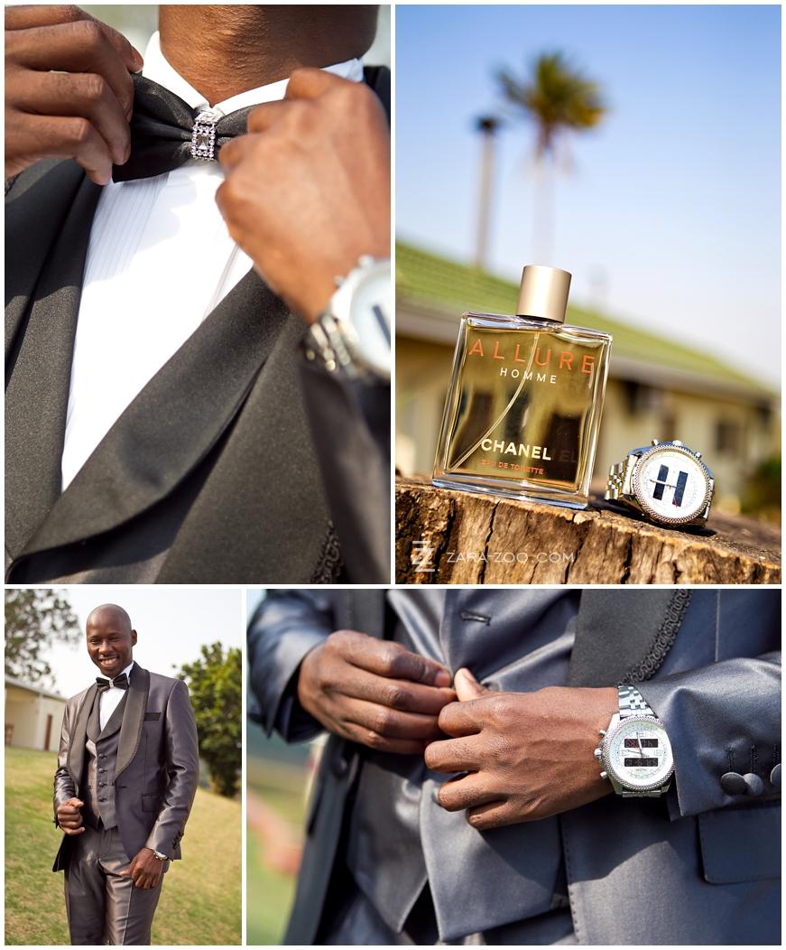 Durban Wedding Groom Photos