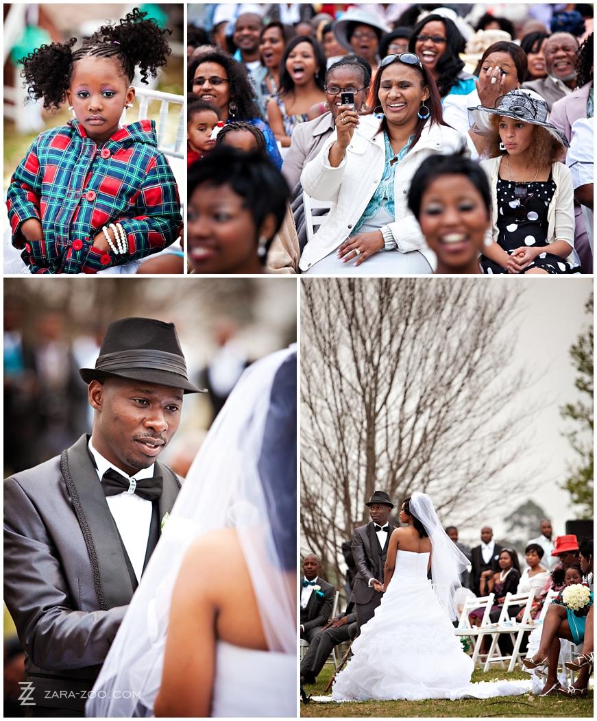 South African Wedding, Durban