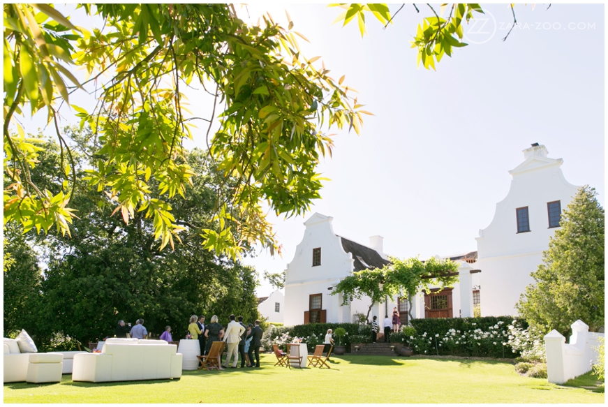 Wine Estate Wedding Venue Vrede & Lust