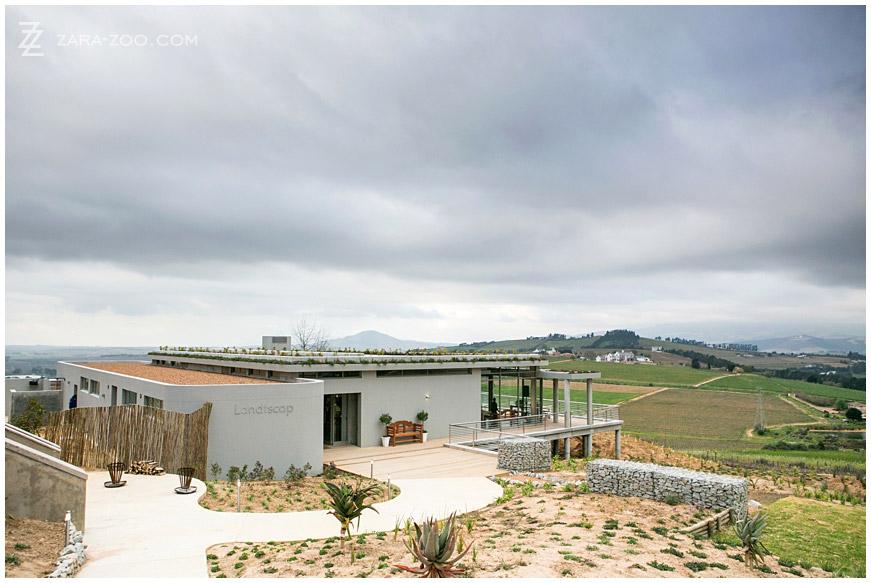 Landtscap Venue Launch Stellenbosch