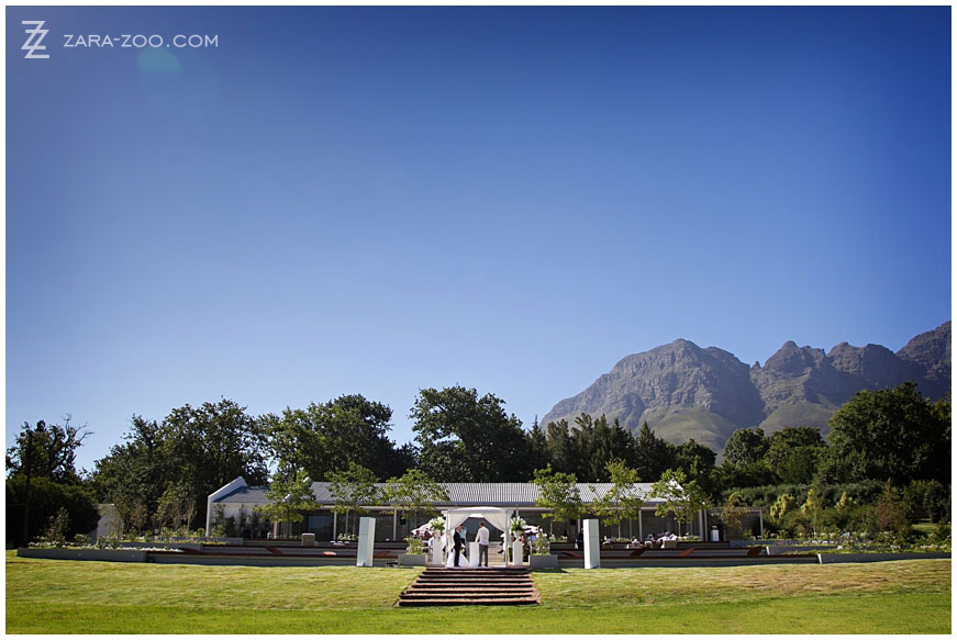Cape Town Wedding Venues Lourensford